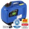 DENQBAR 1,2 kW Inverter Stromerzeuger Notstromaggregat Stromaggregat Digitaler Generator benzinbetrieben DQ1200 -