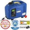 DENQBAR 2,8 kW Inverter Stromerzeuger Notstromaggregat Stromaggregat Digitaler Generator benzinbetrieben DQ2800ER mit E-Start und Funk -